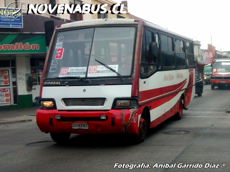 Resultado de imagen para Línea 3B Temuco