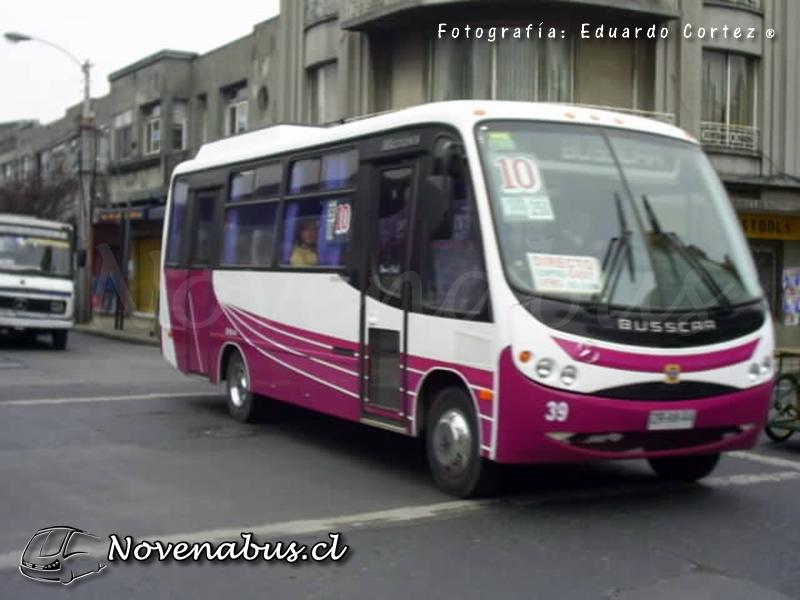 Resultado de imagen para Línea 10 Temuco